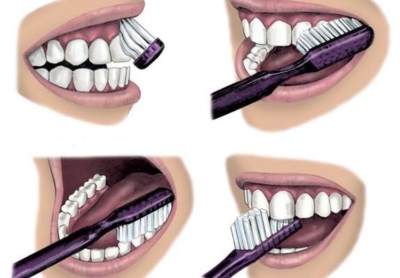 Как да си мием зъбите?
